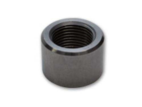 "Vibrant Performance - Female 1"" -11 1/2NPT Aluminum Weld Bung (1-5/8"" OD)"