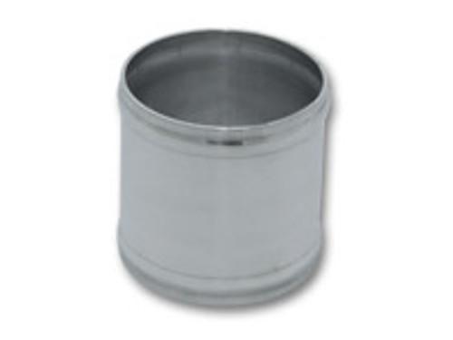 "Vibrant Performance - 1.25"" O.D. Aluminum Pipe Coupling (2.5"" long)"