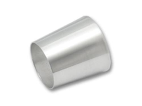 "Vibrant Performance - T6061 Aluminum Transition, 3.5"" x 4"" (3"" lg) as per dwg"