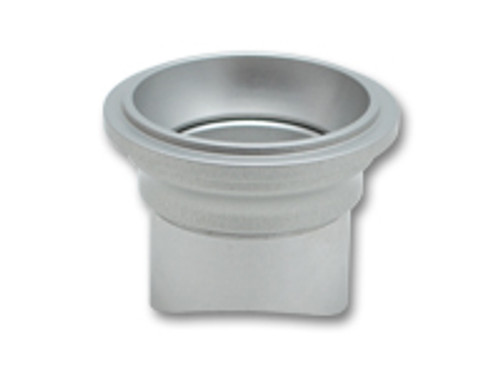 Vibrant Performance - Weld On Flange Kit for Tial Style Blow Off Valve (Mild Steel Weld Fitting/Aluminum Flange)