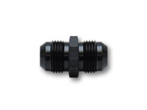 Vibrant Performance - Union Adapter Fitting; Size: -20 AN x -20 AN - Anodized Black Only