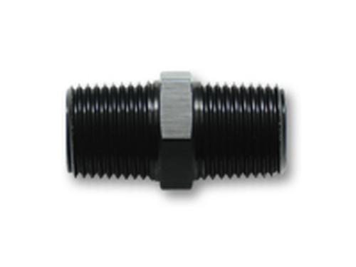 "Vibrant Performance - Male Pipe Nipple Fitting; size: 1/4"" NPT x 1/4"" NPT"