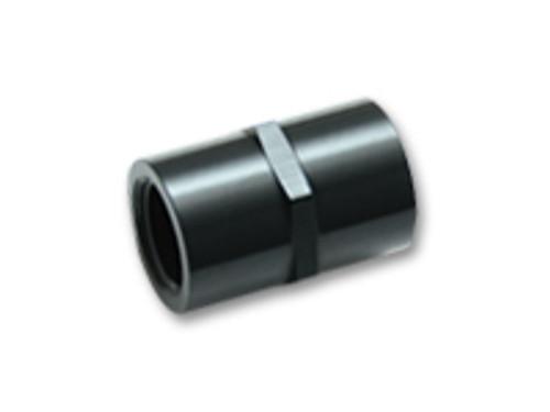 "Vibrant Performance - Female Pipe Thread Coupler Fitting; Size: 1/4"" NPT"