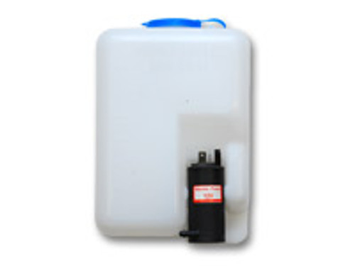 Vibrant Performance - Windshield Washer Bottle Kit (1.2L Bottle and Accessories)