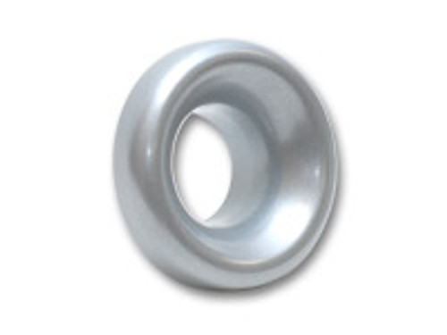 """Vibrant Performance - Bellmouth Velocity Stack, Aluminum (3.5"""" Inlet O.D., 6"""" Bellmouth O.D.)"""