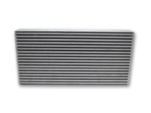 """Vibrant Performance - Air-to-Air Intercooler Core (Core Size: 18""""W x 6.5""""H x 3.25""""thick)"""