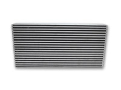 "Vibrant Performance - Intercooler Core; 27.5"" x 9.85"" x 4.5"""