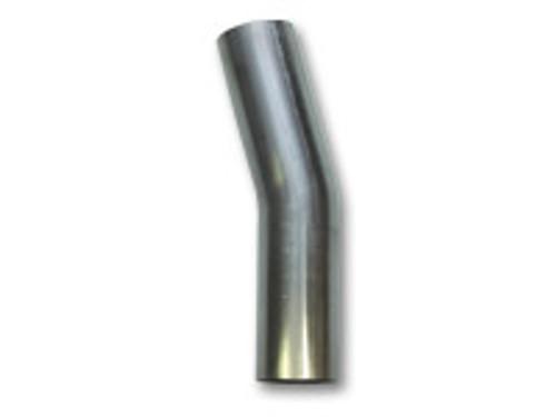 "Vibrant Performance - 2.25"" (57mm) O.D. 15 degree Mandrel Bend"