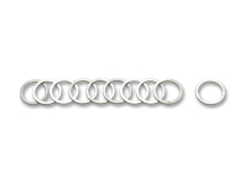 Vibrant Performance - Package of 10; -4AN Crush Washers