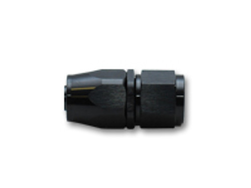 Vibrant Performance - Straight Hose End Fitting; Hose Size: -6AN