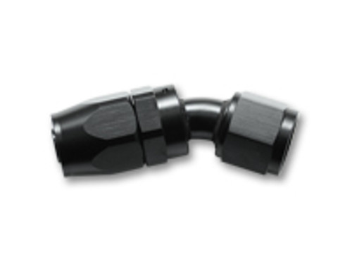 Vibrant Performance - 30 Degree Hose End Fitting; Hose Size: -4 AN