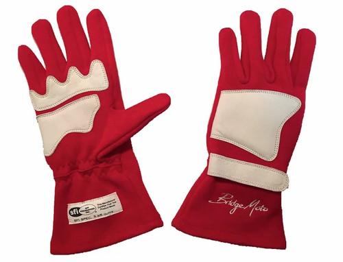 BridgeMoto Signature Driving Gloves