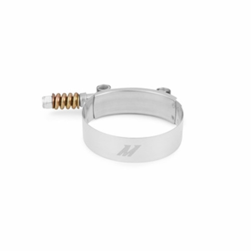 Mishimoto Stainless Steel Constant Tension T-Bolt Clamp, 3.25