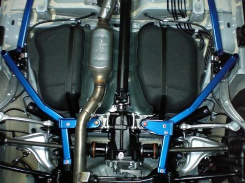 Cusco Power Brace Rear Member: Mitsubishi Lancer Evolution X