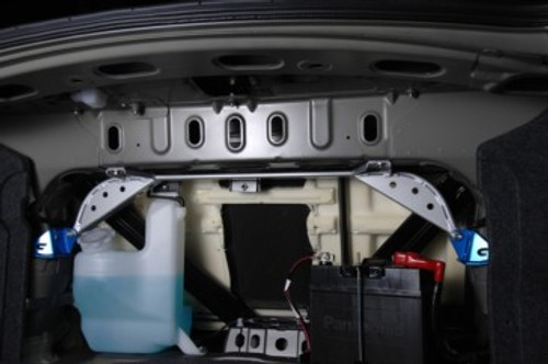 Cusco Type-OS Strut Bar: Mitsubishi Evolution X (REAR)