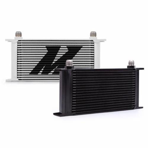 Mishimoto - Universal 19 Row Oil Cooler, Black