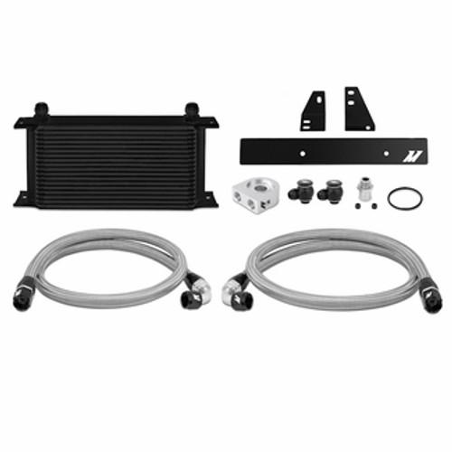 Mishimoto - Nissan 370Z/ Infiniti G37 (Coupe only) Oil Cooler Kit, Black