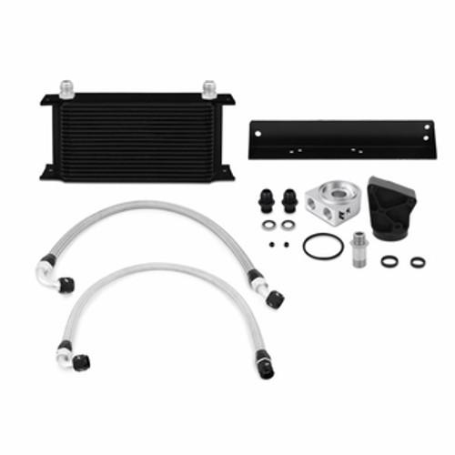 Mishimoto - Hyundai Genesis Coupe 3.8L Oil Cooler Kit, Black
