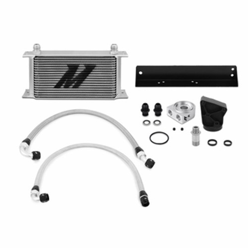 Mishimoto - Hyundai Genesis Coupe 3.8L Thermostatic Oil Cooler Kit