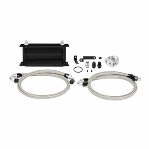 Mishimoto - Subaru WRX STI Thermostatic Oil Cooler Kit, Black