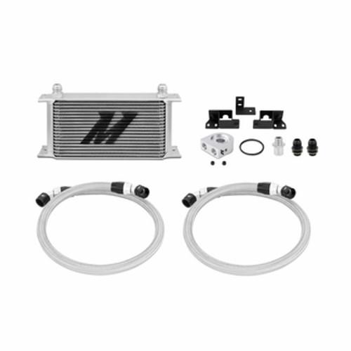 Mishimoto - Jeep Wrangler JK Oil Cooler Kit