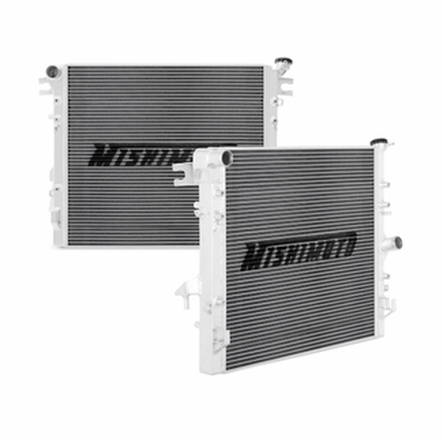 Mishimoto - Jeep Wrangler JK Performance Aluminum Radiator V2