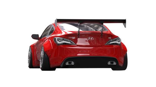 Remake Body Kit for Hyundai Genesis Coupe
