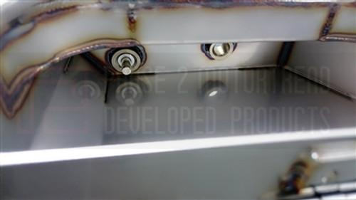 P2M Oversized Oil Pan for Nissan SR20DET RWD