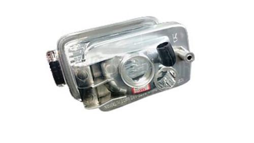 P2M Dual Post LED Position LED Lights - Nissan 180SX Type-X