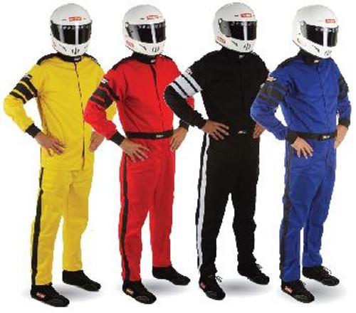 RaceQuip 110 Series Pyrovatex SFI-1 Suit