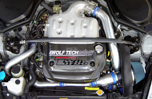 Jim Wolf Technologies Twin Turbo Kit - Nissan 350Z/G35