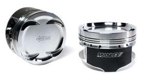 Manley Performance Pistons - Genesis Coupe 2.0T