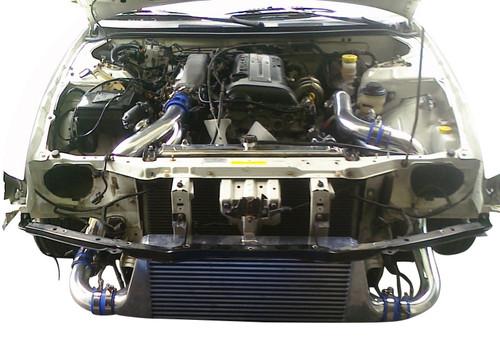 IS-S14IC ISR Performance M-Spec Front Mount Intercooler Kit - Nissan SR20DET S14