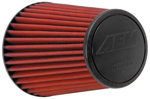 "AEM DryFlow Air Filter - Air Filter; 6"" X 9"" Dryflow"
