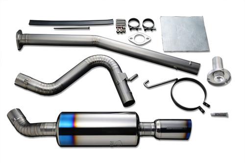 Tomei Expreme Ti Titanium Type S - Corolla AE86