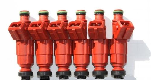FiveO 550cc Injectors - Nissan RB20DET