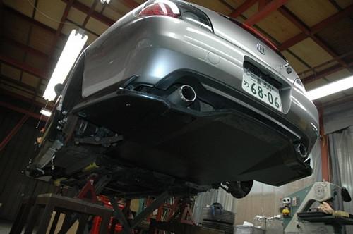 Voltex Rear Diffuser Honda S2000 AP2 04-09