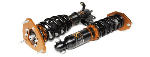 Ksport Kontrol Pro Fully Adjustable Coilover Kit - Honda Fit GD1 2006 - 2008 - (CHD160-KP)