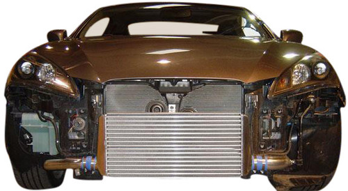 Greddy Spec-LS Intercooler Kit - Hyundai Genesis