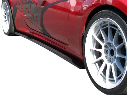APR Performance Side Rocker Extensions - Genesis Coupe