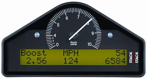 Stack ST8100 Dash Display System