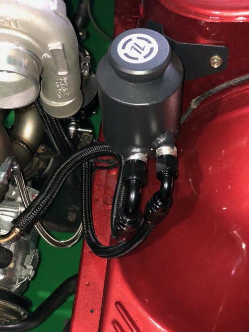 ISR Performance Power Steering Reservoir Kit for Nissan 240sx S13 Sx