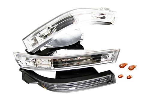 Circuit Sports Lighting Clear Signals : S14 Kouki (Late) Silvia