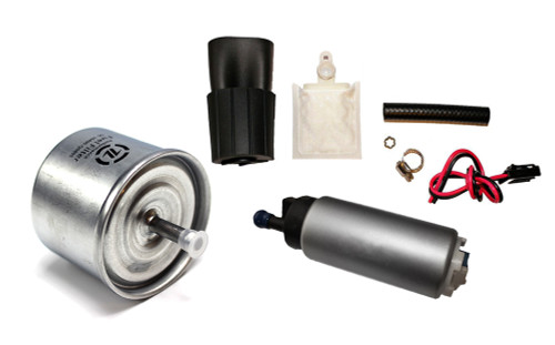 IS-FPN-16400-KIT ISR Performance 255 Fuel Pump & Z32 Filter Combo for 240SX S13