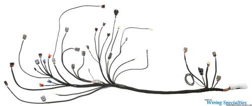 Fabulous Wiring Specialties Pro Series Ca18Det Harness For Nissan 240Sx 180Sx Wiring 101 Relewellnesstrialsorg