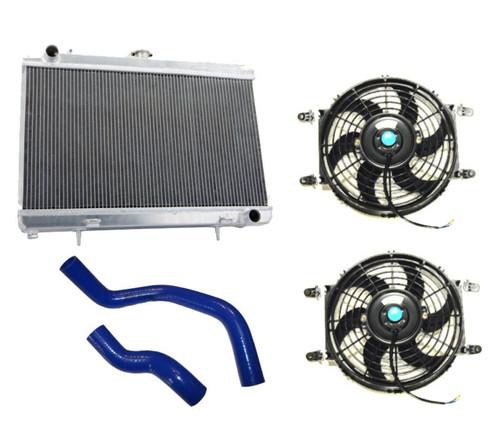 ISR Performance Radiator Cooling Package - Nissan 240sx KA24DE 95-98 S14
