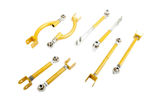 IS-SUSPK-NS14 ISR Performance Suspension Arm Package - Nissan 240sx 95-98