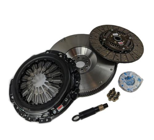 "Competition Clutch - Nissan 240SX ""WHITE BUNNY"" Upgrade KA24DE"