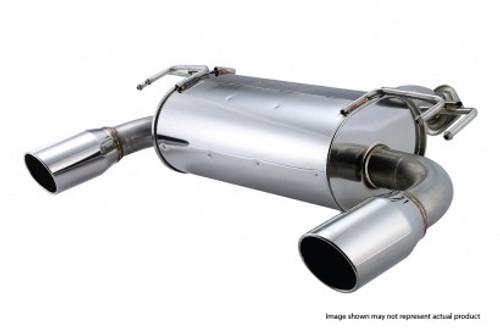 Apexi Hybrid Megaphone EVO, Legacy B4 2.5GT 04-09, 60mm x 2, 115mm x 2