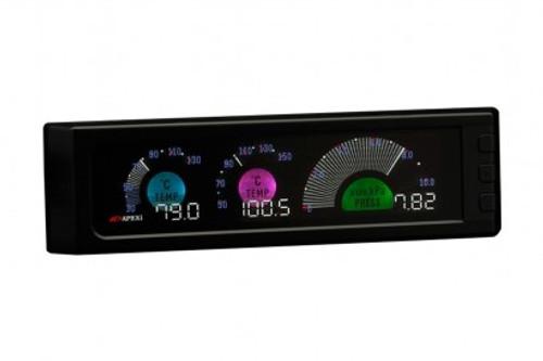 Apexi Digital Bi-Planer VFD (Full-Color) LED Meter